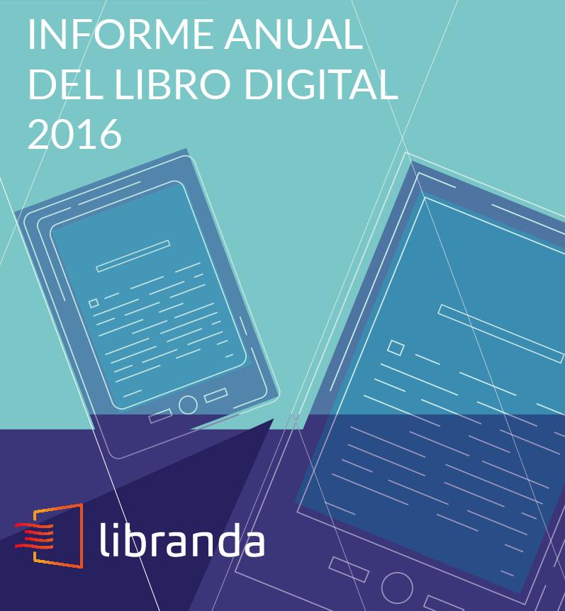 Informe Anual del Libro digital 2016